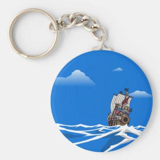Porte-clés Une seule pièce - navigation