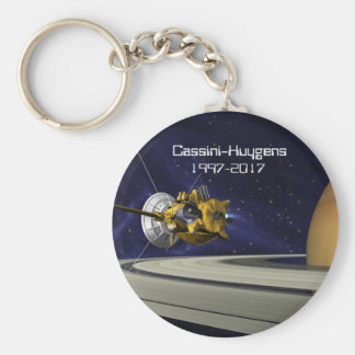 Porte-clés Vaisseau spatial de mission de Cassini Huygens