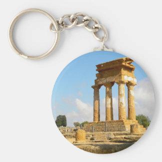 Porte-clés Vallée des temples Sicile