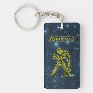 Porte-clés Verseau intelligent