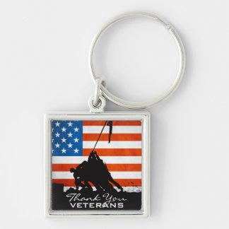 Porte-clés Vétérans de Merci