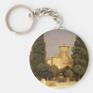 Porte-clés Villa Malte, Rome par seigneur Leighton