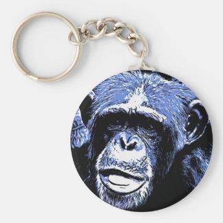 Porte-clés Visage de singe Monkey face