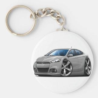 Porte-clés Voiture d'argent de dard de 2013 Dodge