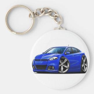 Porte-clés Voiture de bleu de dard de Dodge