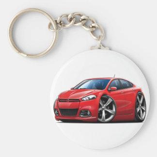 Porte-clés Voiture de rouge de dard de 2013 Dodge