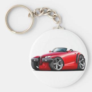 Porte-clés Voiture de rouge de rôdeur