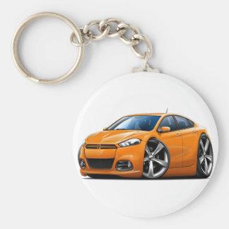 Porte-clés Voiture d'orange de dard de 2013 Dodge