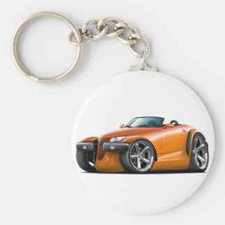 Porte-clés Voiture d'orange de rôdeur