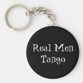 Porte-clés Vrai porte - clé de tango d'hommes