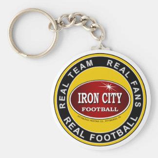 Porte-clés Vraie équipe, vrais fans, le vrai football