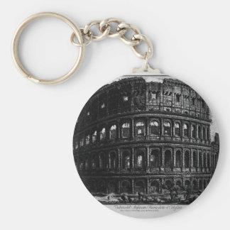 Porte-clés Vue de l'amphithéâtre de Flavian