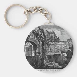 Porte-clés Vue de l'oreillette du portique d'Octavia