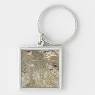 Porte-clés Vue satellite de Persepolis