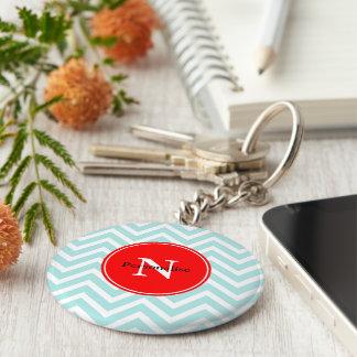Porte-clés Zague de zig