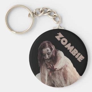 Porte-clés Zombi marié