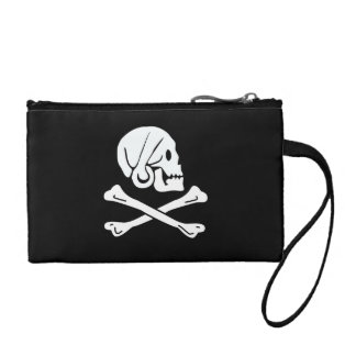 Porte-monnaie Henry chaque drapeau de pirate