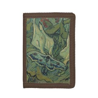 Portefeuille À 3 Volets Grande mite de paon par Vincent van Gogh