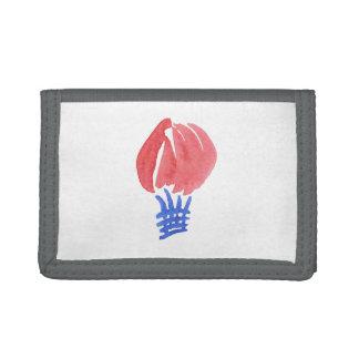Portefeuille de nylon de ballon à air