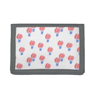Portefeuille de nylon de ballons à air
