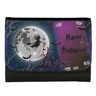 Portefeuille Halloween heureux