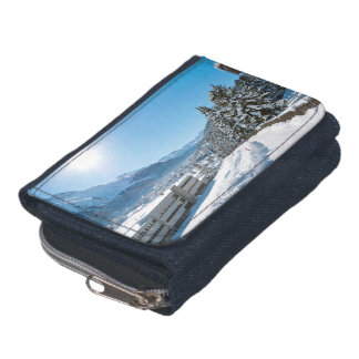 Portefeuille Hiver à St Moritz