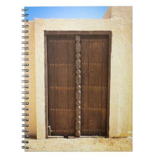 Portes de carnet de photo de l'Arabie (80 pages B