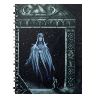 portes de carnet d'imaginaire d'éternité