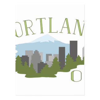 Portland OU Carte Postale
