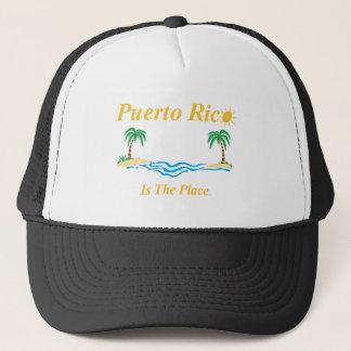 Porto Rico est le casquette d'endroit