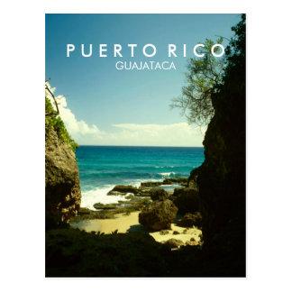 Porto Rico, Guajataca, Isabela Carte Postale