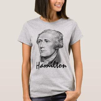 Portrait d'Alexander Hamilton T-shirt