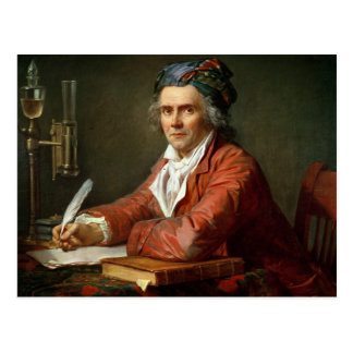 Portrait d'Alphonse Leroy, 1783 Carte Postale