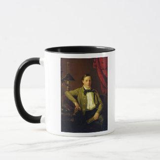 Portrait d'Apollon Maykov, 1840 Mug