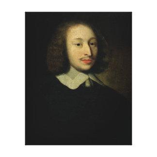 Portrait de Blaise Pascal Toiles