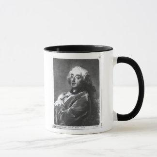 Portrait de Francois Boucher 1741 Mug