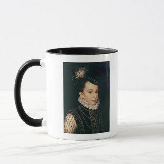 Portrait de Francois Hercule De France Mug