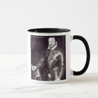 Portrait de Francois I, duc de Montmorency Mug