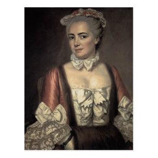Portrait de Jacques David de Marie Francoise Buron Carte Postale