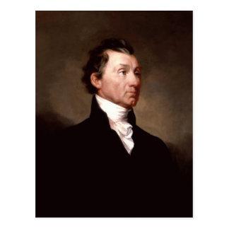 Portrait de James Monroe par Samuel Morse Carte Postale