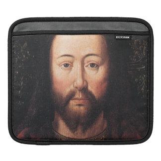 Portrait de Jésus-Christ avant janvier van Eyck Poches iPad