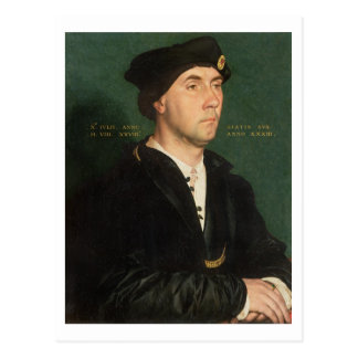 Portrait de monsieur Richard Southwell (1504-64) Carte Postale