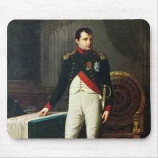 Portrait de Napoleon Bonaparte 1809 Tapis De Souris