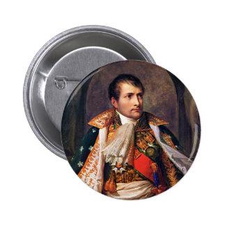Portrait de Napoleon Bonaparte par Andrea Appiani Badge Rond 5 Cm