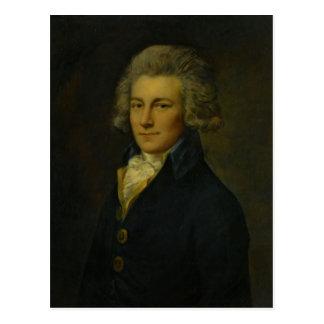 Portrait de Peter Godfrey par Thomas Gainsborough Carte Postale