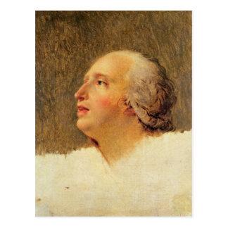 Portrait de Pierre Louis Prieur Carte Postale