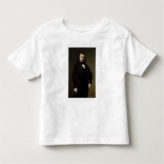 Portrait de Theophile Gautier, 1839 T-shirt Pour Les Tous Petits