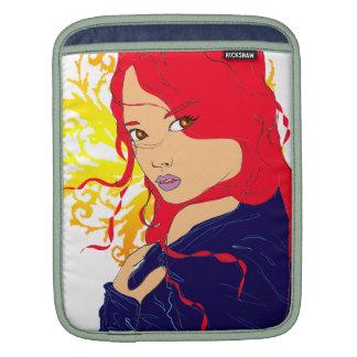 Portrait du feu poche iPad