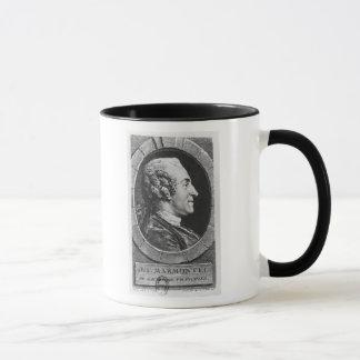 Portrait en Jean Francois Marmontel Mug