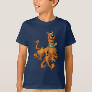 Pose 3 d'aerographe de Scooby Doo T-shirt